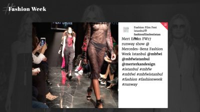 Fashionweek one column