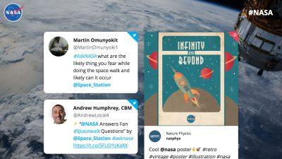 NASA – two columns