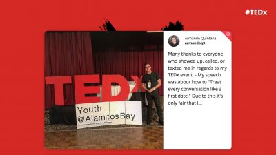 TEDx one column